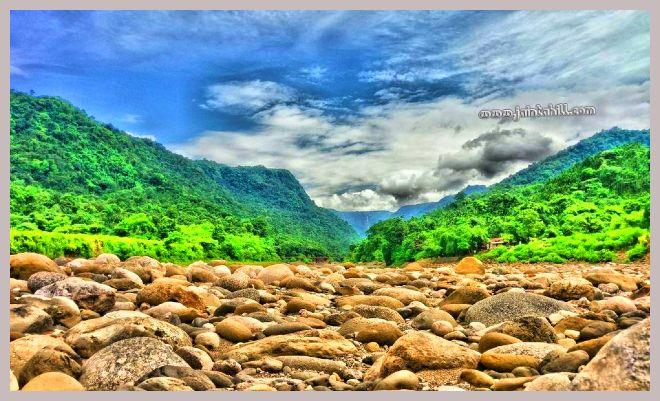 Bisnakandi-hill-view