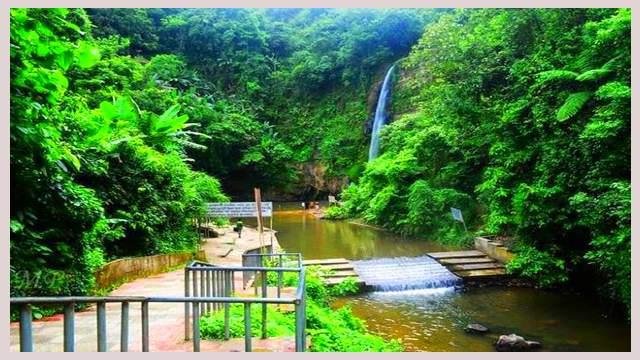 Madhabkunda-waterfall-Description